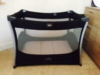 Travel cot or playpen by Joie - superb