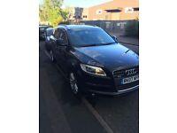 Audi q7 3.0 diesel 97 k miles need sale quick