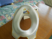 Childs toilet seat