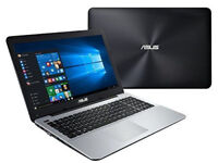 ASUS X555YA-XX069T 15.6-Inch HD Notebook GREY - BOXED NEW - AMD A6-7310 Quad Core (2.0GHz) £300