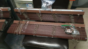 2 INCH Silkwood Venetian blinds **NEGOTIABLE**