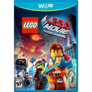The LEGO Movie Videogame for Wii U