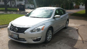 2014 Altima 2.5L S -Great car, great condition