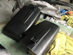 2009-2014 Ford F-150 town mirror extensions