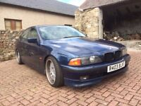 BMW 5 Series E39 540i Manual 1998 V8 - Great Spec, Full history - £3500 for quick sale