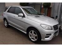 Mercedes ML350 BLUETEC SPORT-SAT NAV-HEATED SEATS