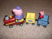 Peppa Pig Grandpa Train