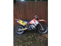 Ktm200 exc 2006