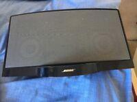 Bose speaker for iPod 20010