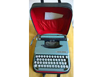 Portable Manual Vintage Empire Corona Typewriter