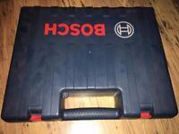 Bosh hammer drill box only