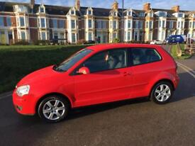 2009 58 Volkswagen polo one owner from new full service history