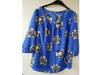 womens size 16 tops and blouses