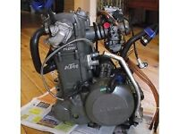 KTM LC4 640cc Engine