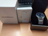 Mens Emporio Armani Watch Brand New in Box