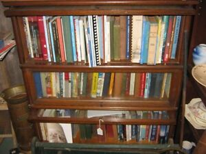 Three Tier Barrister's Bookcase