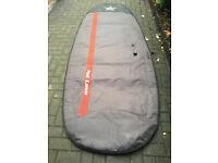Pat Love Core maxi large SUP/Surfboard bag 270x 80