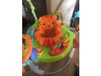 Fisher price Rainforest Roaring Jumpers