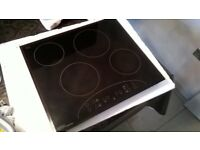 halogen hob. used but in great condition