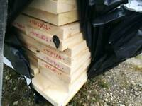9x2 Planed Timber 3mtr - 4.8mtr Lengths Price Per Meter
