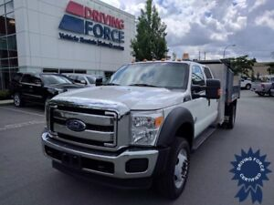 2015 Ford Super Duty F-550 XLT Dump Bed