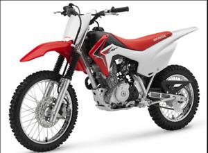 Honda CRF 125 cc