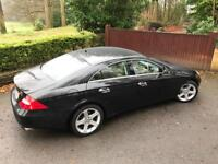 Mercedes CLS320CDI stunning condition