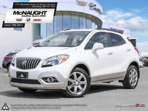 2014 Buick Encore Premium | Bose Audio | Sunroof | Heated Seats