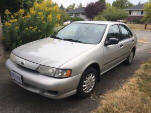 1999 Nissan Sentra - Low Mileage