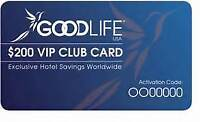 Free $200 Travel discount card for Hotels Anywhere!