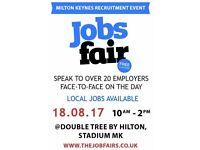 Milton Keynes Jobs Fair