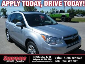 2015 Subaru Forester 2.5i B.CAM/AWD/6SPEED
