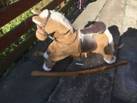 Mamas and papas Deluxe Rocking horse