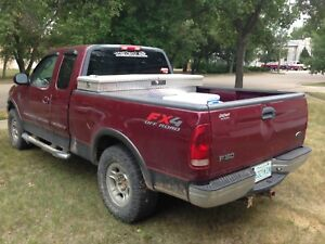 2003 F150 FX4 must sell!