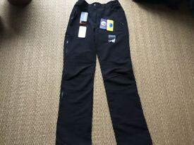 ICEPEAK TECHNICAL TROUSERS - WOMANS SIZE 10