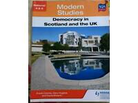 Modern studies national 4 & 5 book