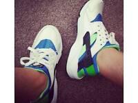 Nike Huarache Scream green