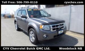 2012 Ford Escape XLT AWD - $7/Day - V6, Power Seat & SiriusXM