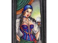 Gypsy Romany Charli Psychic Email Reading
