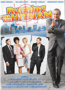 Running with the Hitman Brand New, In Original Packaging DVD