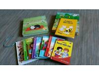 REDUCED Learn to read kit! Huge bundle of staged learn to read and phonics books