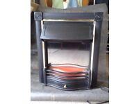 electric fire, dimplex model htn20