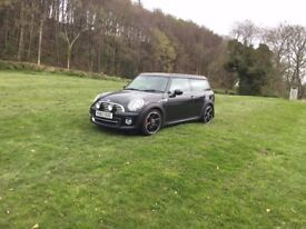 Mini Cooper Clubman Diesel Bond Street Edition
