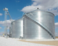 Grain Handling Spouts, deadheads and complete elevator fab work