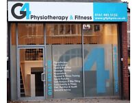 Clinic Administrator & Receptionist Required - Physio/Health/Fitness Clinic In DIDSBURY, MANCHESTER