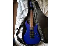 Squier stagemaster guitar by fender