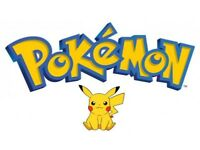 **WANTED** Pokemon items! Cards, games, toys, teddies whatever you have let me know!