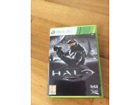 Xbox 360 Halo combat evolved