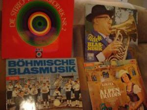German lp collection for sale