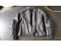 Dainese womens leather bike jacket 48 selling as my husband no longer has his motorbike